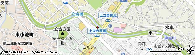 愛知県豊橋市佐藤町(才ノ神)周辺の地図