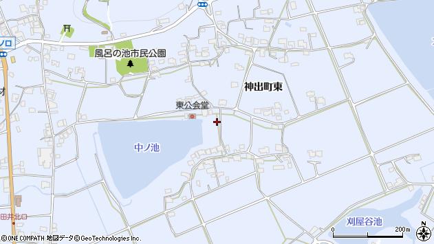 〒651-2311 兵庫県神戸市西区神出町東の地図