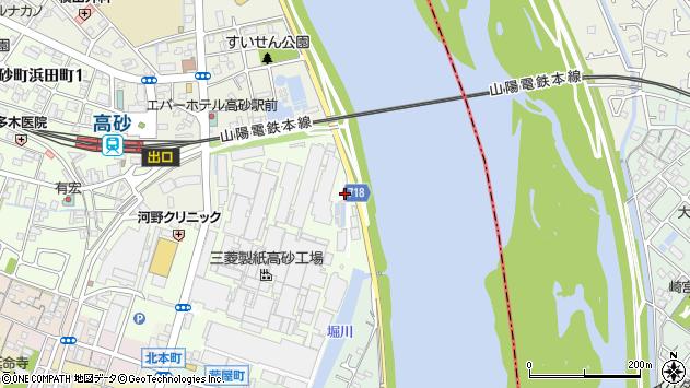 〒676-0038 兵庫県高砂市高砂町栄町の地図
