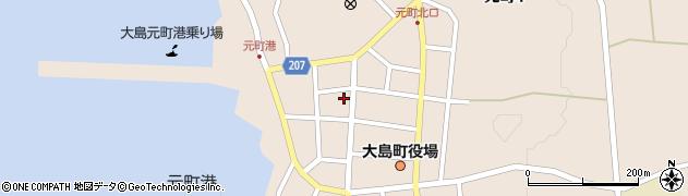 Bar Futaba周辺の地図