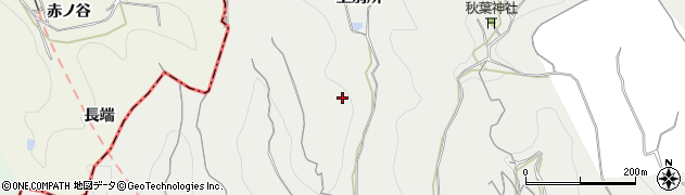 愛知県南知多町(知多郡)内海(上別所)周辺の地図