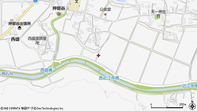 〒651-2213 兵庫県神戸市西区押部谷町福住の地図