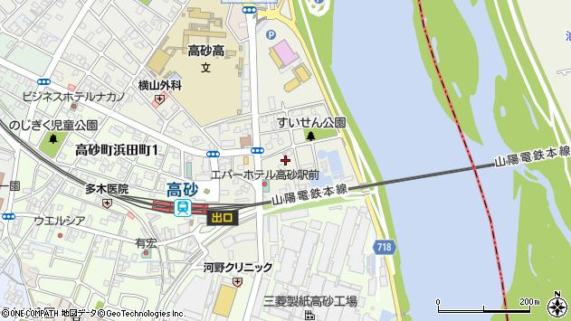 〒676-0021 兵庫県高砂市高砂町朝日町の地図