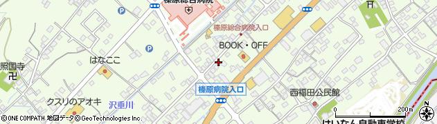 静岡県牧之原市細江周辺の地図
