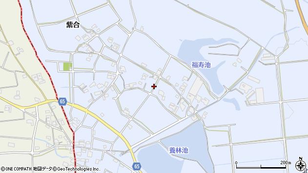 〒651-2334 兵庫県神戸市西区神出町紫合の地図