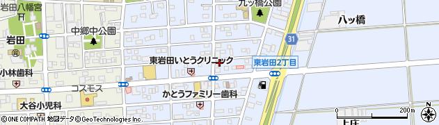 諒周辺の地図
