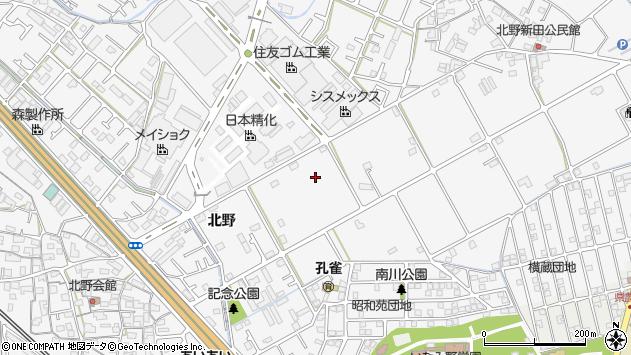 〒675-0011 兵庫県加古川市野口町北野の地図