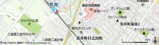 日進会館 太郎道場周辺の地図