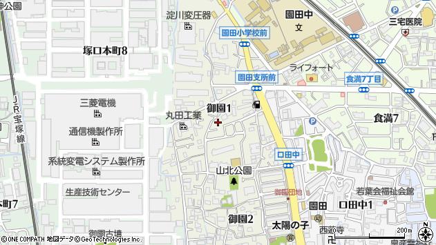 〒661-0984 兵庫県尼崎市御園の地図
