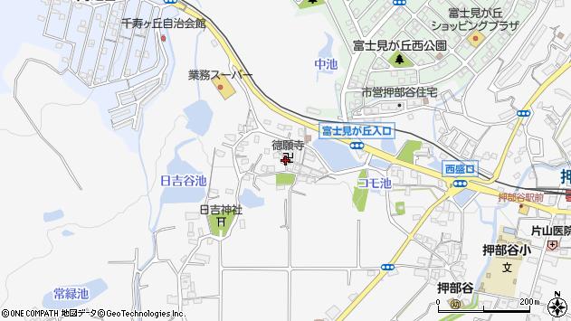 〒651-2202 兵庫県神戸市西区押部谷町西盛の地図