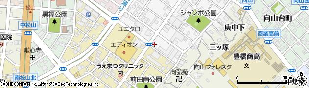 希夢知周辺の地図