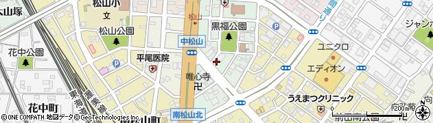大太鼓周辺の地図