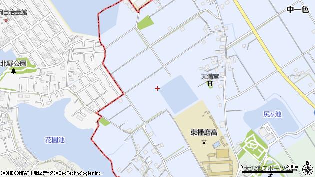 〒675-1127 兵庫県加古郡稲美町中一色の地図