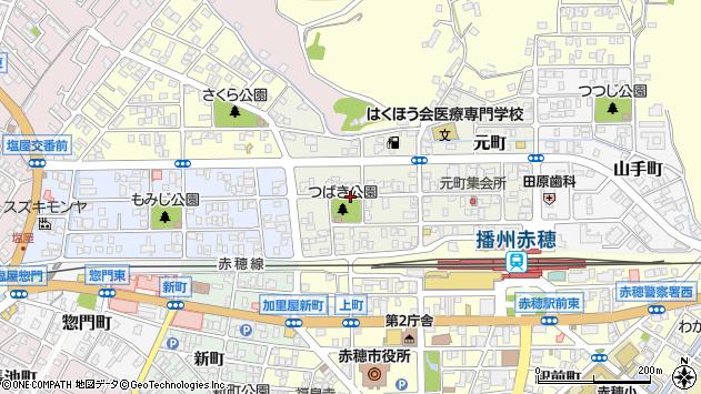 〒678-0204 兵庫県赤穂市寿町の地図