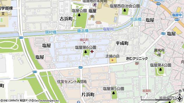 〒678-0250 兵庫県赤穂市磯浜町の地図