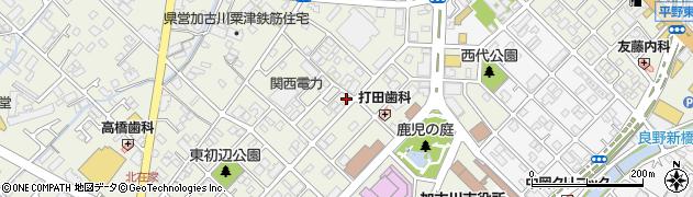 有限会社ハリマエコホーム周辺の地図