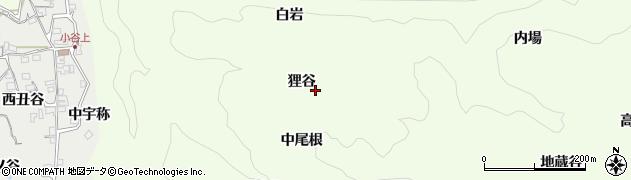 京都府木津川市加茂町北(狸谷)周辺の地図