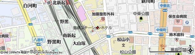 株式会社ニュー八千久周辺の地図
