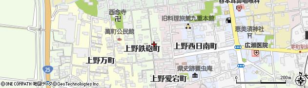 福森茂貴華道教室周辺の地図