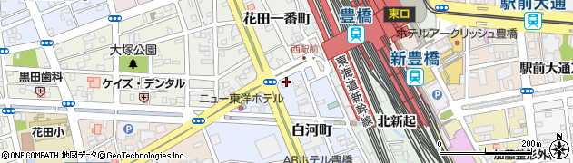 カフェ&ダイニングスイッチ周辺の地図