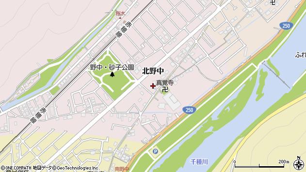 〒678-0175 兵庫県赤穂市北野中の地図