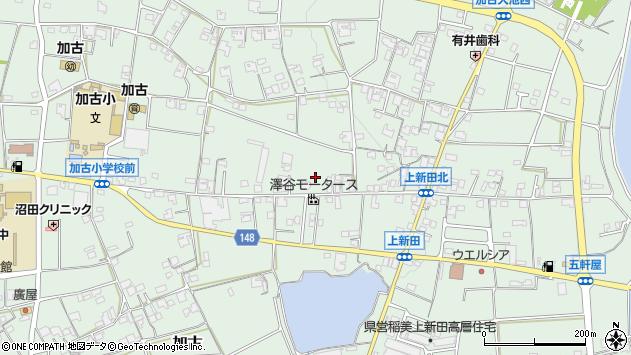 〒675-1105 兵庫県加古郡稲美町加古の地図