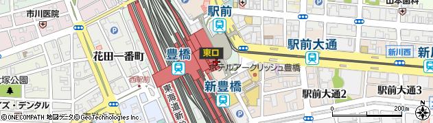 たごさく周辺の地図