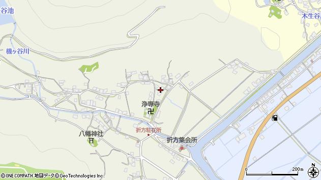 〒678-0254 兵庫県赤穂市折方の地図