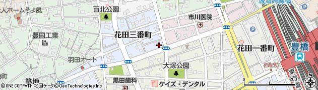 チュン(中)周辺の地図