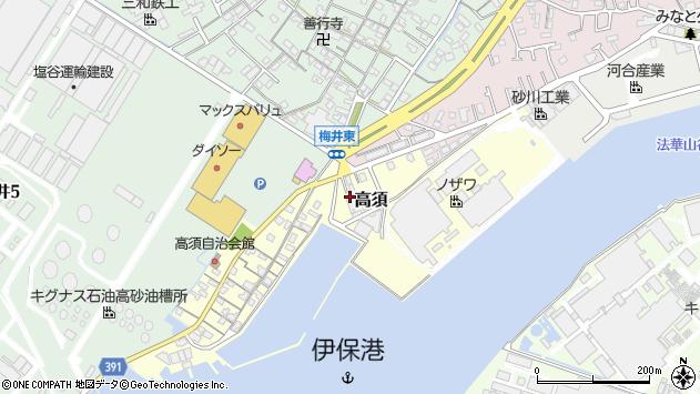 〒676-0073 兵庫県高砂市高須の地図