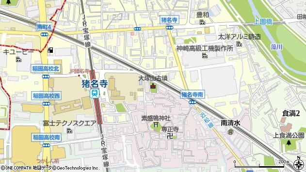 〒661-0985 兵庫県尼崎市南清水の地図