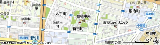 長養院周辺の地図