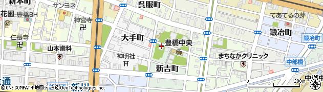 日進禅寺周辺の地図