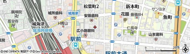 GrandCabaretPinkPanther本店周辺の地図