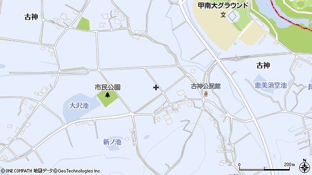 〒651-2302 兵庫県神戸市西区神出町古神の地図