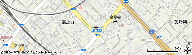 兵庫県加古川市加古川町(溝之口)周辺の地図