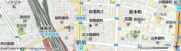 カフェ・ドミュウ(CafedeMu)周辺の地図
