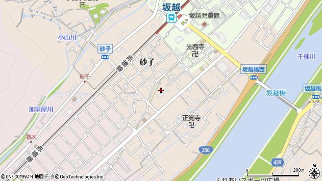 〒678-0174 兵庫県赤穂市砂子の地図