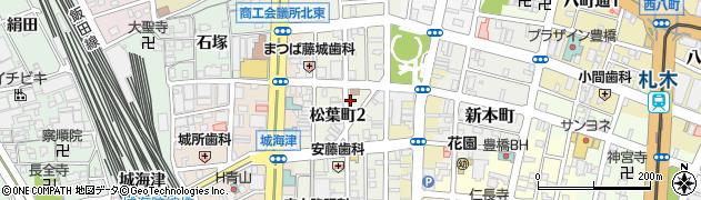 フィーリングカップル周辺の地図