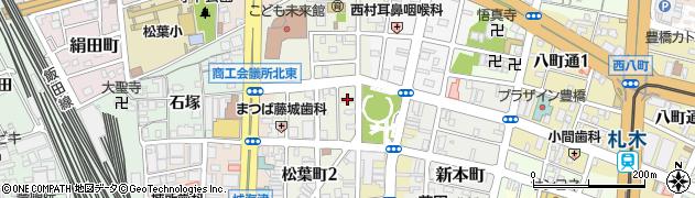 リーズン(Reason)周辺の地図