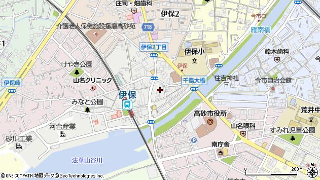 〒676-0072 兵庫県高砂市伊保港町の地図