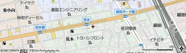 焼肉きんぐ 花田店周辺の地図