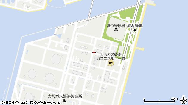 〒672-8024 兵庫県姫路市白浜町灘浜の地図