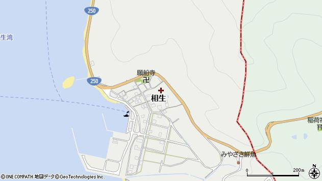 〒678-0041 兵庫県相生市相生(その他)の地図