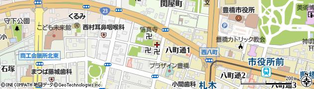 善忠院周辺の地図