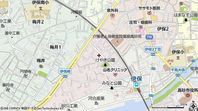〒676-0075 兵庫県高砂市伊保崎南の地図
