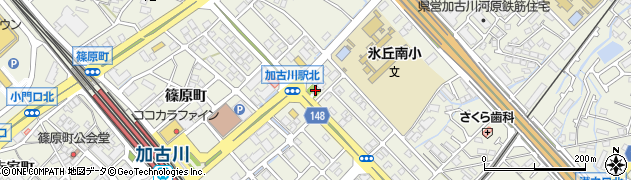 天之御中主神社周辺の地図