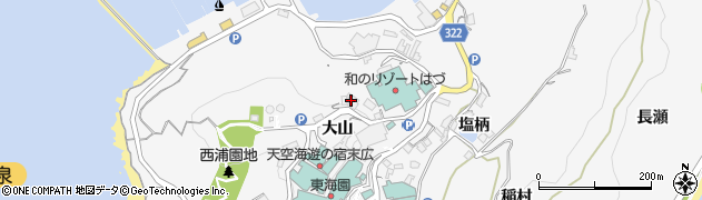 ユー(YOU)スナック周辺の地図