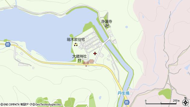 〒651-1264 兵庫県神戸市北区山田町衝原の地図