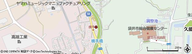 ダイヤモンド周辺の地図